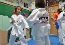4月25日 - 跆拳道班