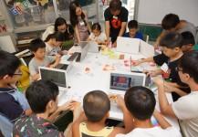 8月18日 - 「童創社區」工作坊