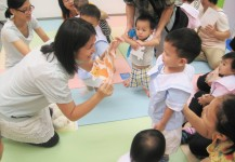 9月21日 - 葵涌中心學前班