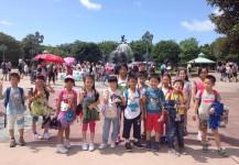 7月20日 - 迪士尼樂園活動日