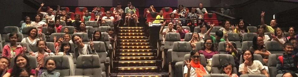 8月6日 - 觀賞電影