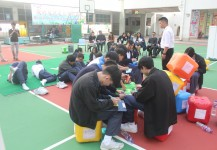 12月22日 - 飛翔教室@明愛莊月明中學