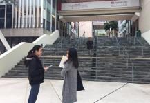 1月18日 - 嶺大宣傳