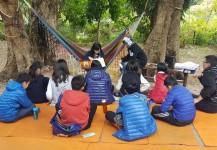 2月1至4日 - 小島學園文學營