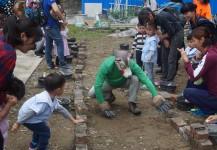 3月23日 - 學前班戶外學習日︰參觀樹屋田莊