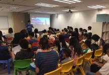 4月19日 - 英語自學講座