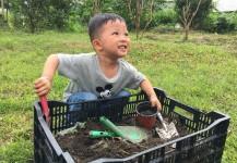 5月22日 - 學前班參觀有機農莊
