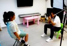 8月24日 -  拍攝學生相