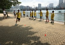 10月 -  「街跑少年」長跑訓練