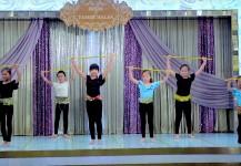 11月5日 -  肚皮舞表演