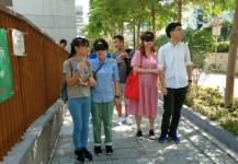 6月19日 -  視障學生義補工作坊