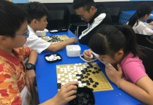 7月16日 -  圍棋體驗日