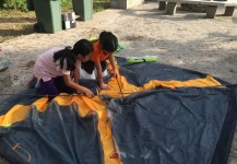 8月1日-3日-宿營及露營體驗