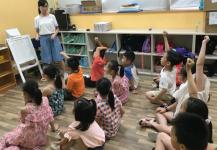 7月19日-【大角咀 – 2019兒童夏令營 】