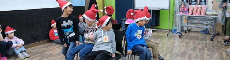 12月22日及24日 -【聖誕童樂日】