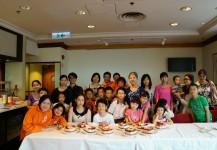 5月11日 - 親子蛋糕製作工作坊