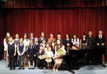 11月16日 - 天昕琴行第四屆學生音樂會