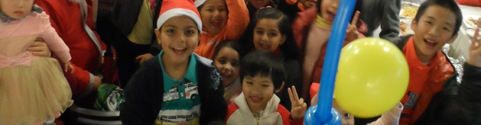 12月23日 - 佐敦分社聖誕派對