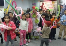 2月16日 - 親子元宵派對