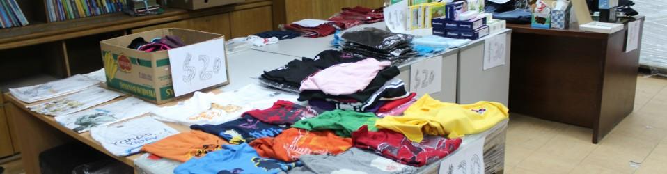 2012年2月29日 - 籌款賣物會
