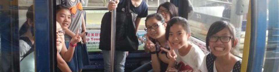 7月8日 - 搭乘昂坪360纜車和參觀天壇大佛